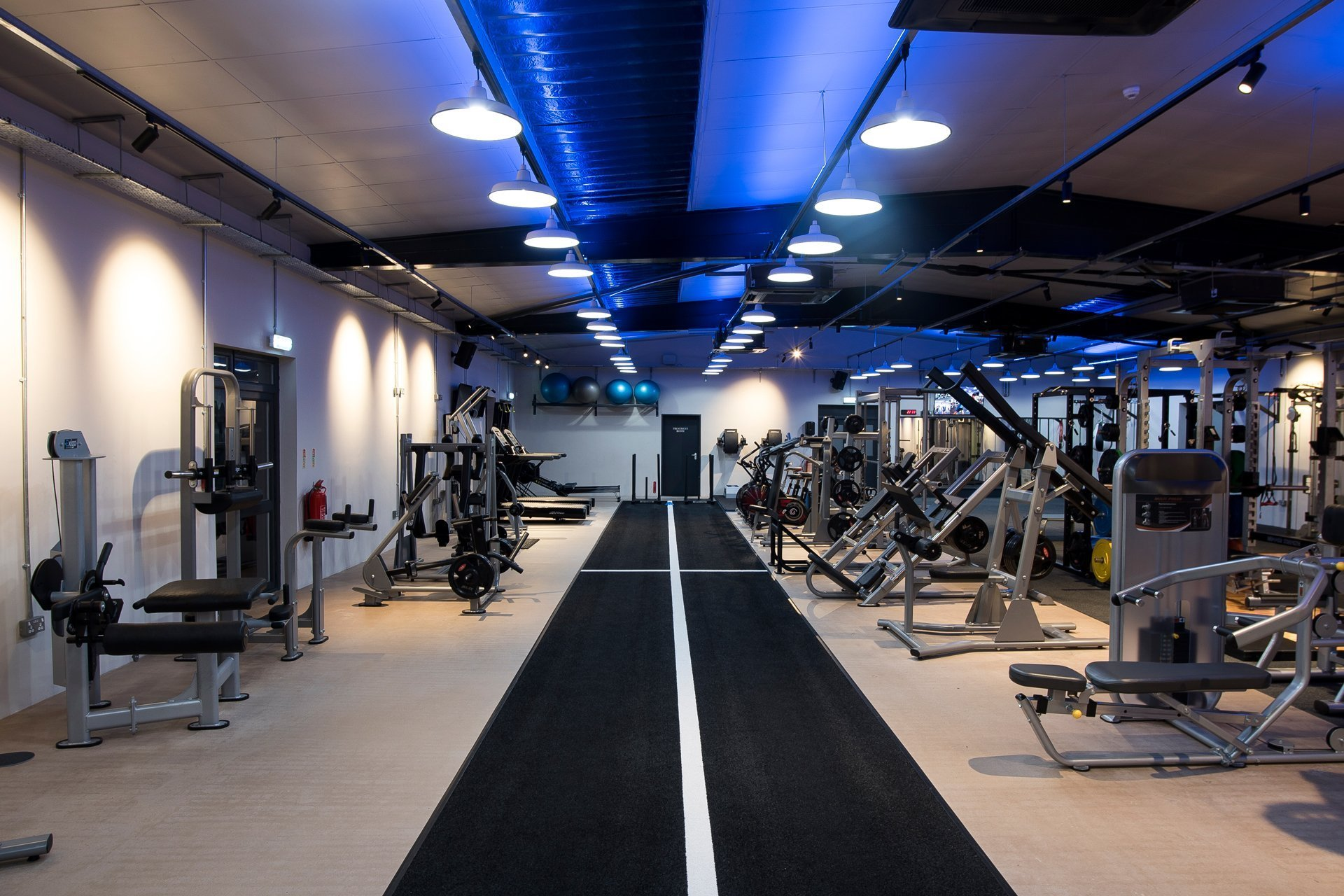 Equilibrium Gym & Fitness 20m Prowler Lane